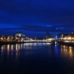 Photo Dublin night