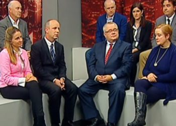 """URSULA TIPP ON """"TONIGHT WITH VINCENT BROWNE"""""""