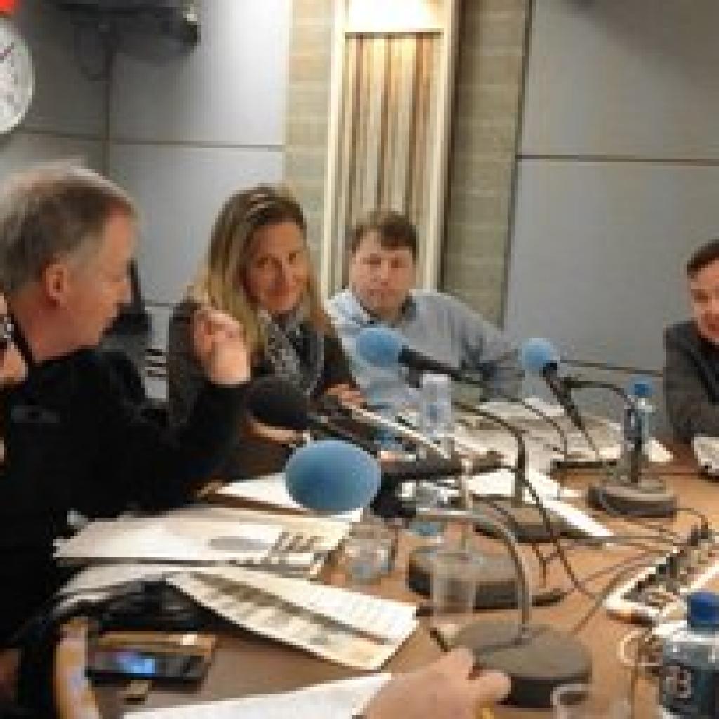 URSULA TIPP ZU GAST IN DER MARIAN FINUCANE RADIO SHOW