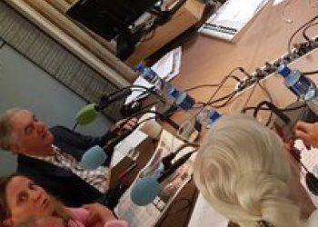 URSULA TIPP LIVE ON RTE RADIO 1 – MARIAN FINUCANE SHOW